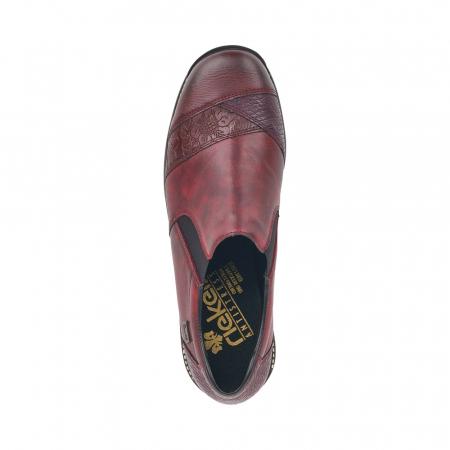 Pantofi casual dama, piele naturala, 44251-353