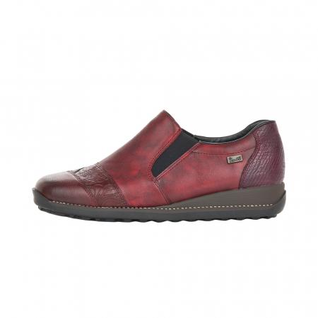 Pantofi casual dama, piele naturala, 44251-354