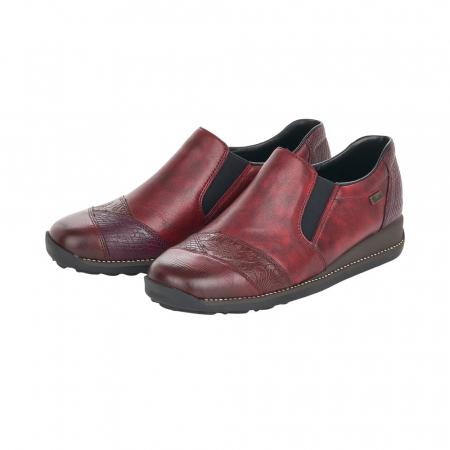 Pantofi casual dama, piele naturala, 44251-356