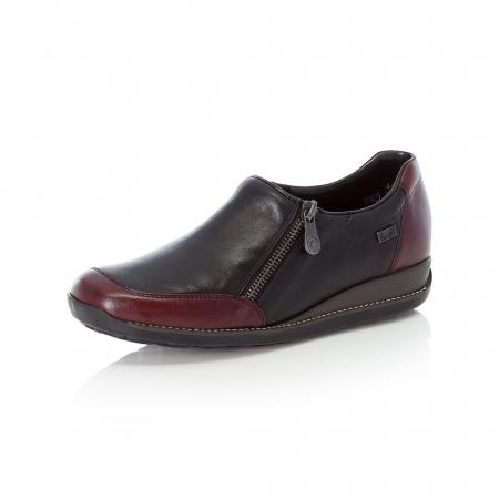 Pantofi casual dama, piele naturala, 44294-350