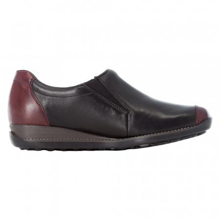 Pantofi casual dama, piele naturala, 44294-351