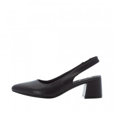 Pantofi dama, piele naturala, 49170-004
