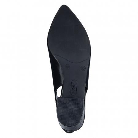 Pantofi dama, piele naturala, 49170-005