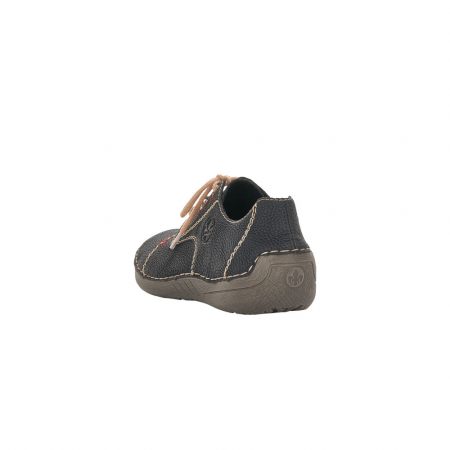 Pantofi dama casual, piele naturala, 52520-002