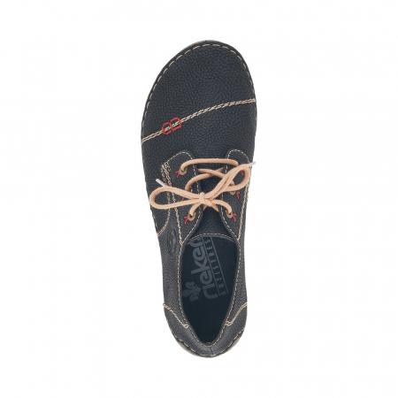 Pantofi dama casual, piele naturala, 52520-003