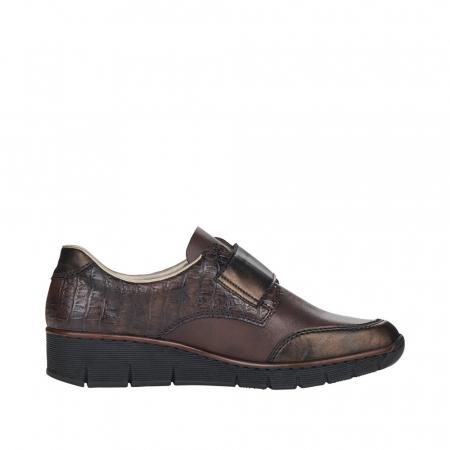 Pantofi dama casual, piele naturala, 53750-25 [2]