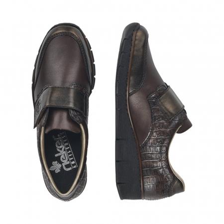 Pantofi dama casual, piele naturala, 53750-25 [7]