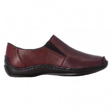 Pantofi dama casual, piele naturala, L1783-361
