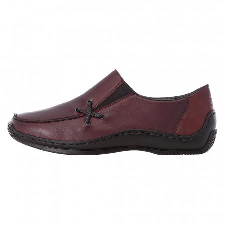 Pantofi dama casual, piele naturala, L1783-364