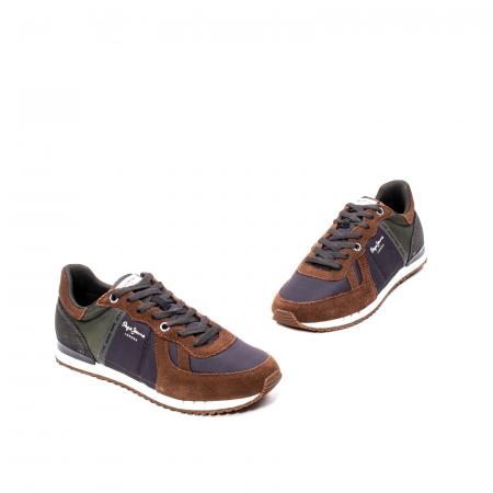 Pantofi barbati sport Sneakers TINKER ZERO HALF 19, 30580-8841
