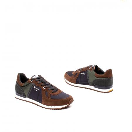 Pantofi barbati sport Sneakers TINKER ZERO HALF 19, 30580-8842