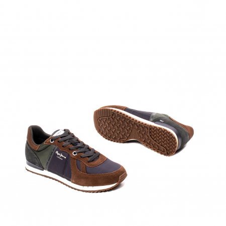 Pantofi barbati sport Sneakers TINKER ZERO HALF 19, 30580-8843