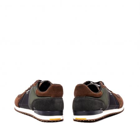 Pantofi barbati sport Sneakers TINKER ZERO HALF 19, 30580-8846