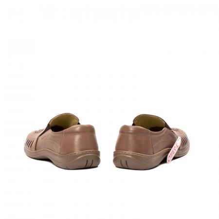 Pantofi barbati casual vara, piele naturala, OT 148 B2-N6
