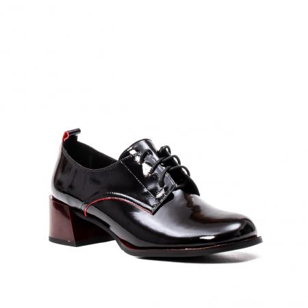 Pantofi dama, piele naturala, JY5008-502-K380 01-L0