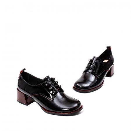 Pantofi dama, piele naturala, JY5008-502-K380 01-L1