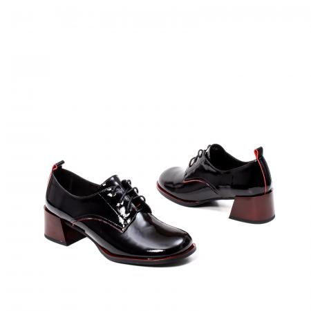 Pantofi dama, piele naturala, JY5008-502-K380 01-L2