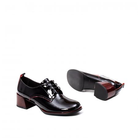 Pantofi dama, piele naturala, JY5008-502-K380 01-L3
