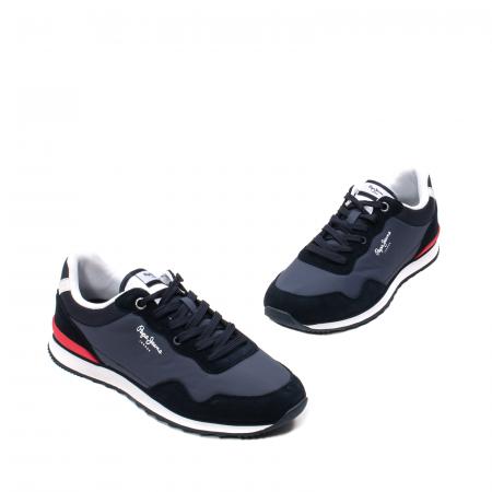 Pantofi barbati sport, piele naturala, STYLE PMS30669 5951