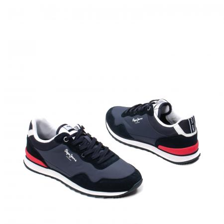 Pantofi barbati sport, piele naturala, STYLE PMS30669 5952