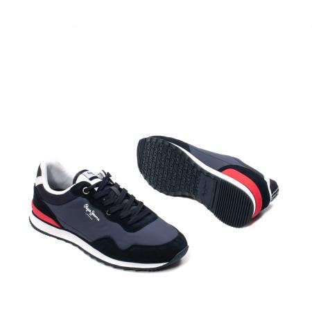 Pantofi barbati sport, piele naturala, STYLE PMS30669 5953
