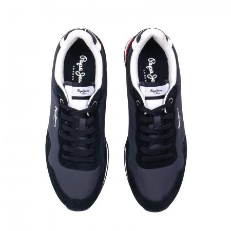 Pantofi barbati sport, piele naturala, STYLE PMS30669 5955