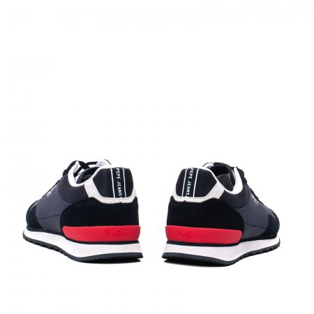 Pantofi barbati sport, piele naturala, STYLE PMS30669 5956