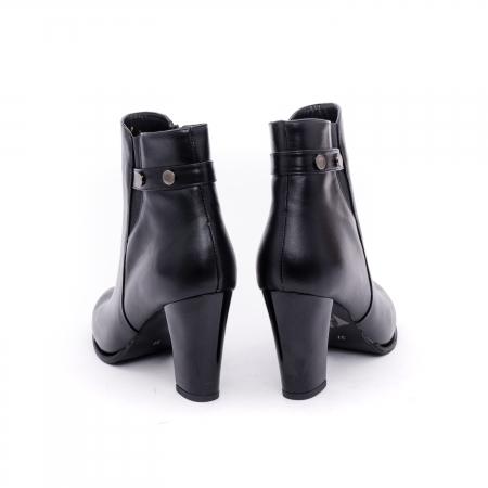 Botine elegante dama  marca NIKE INVEST-G 1153 negru5