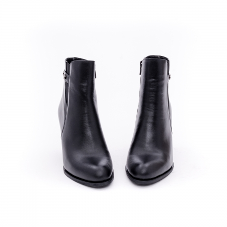 Botine elegante dama  marca NIKE INVEST-G 1153 negru4