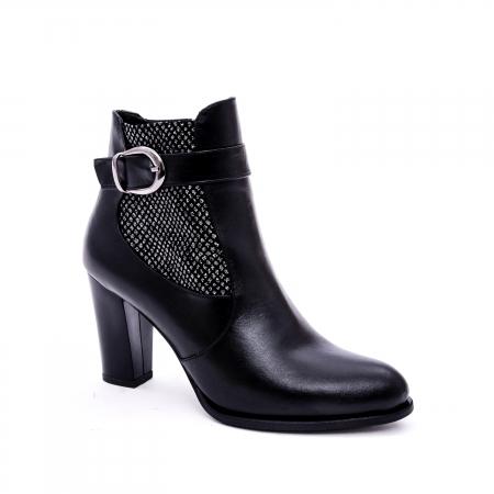 Botine elegante de dama marca Nike Invest  G 989 negru0