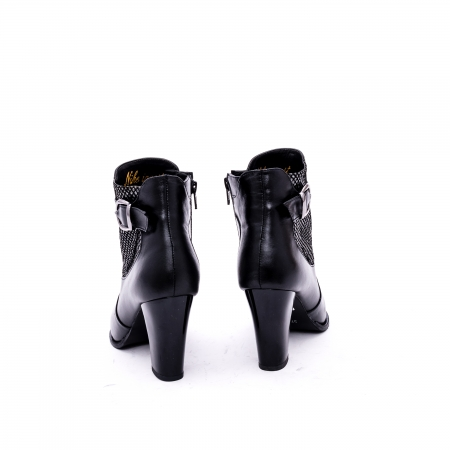 Botine elegante de dama marca Nike Invest  G 989 negru5