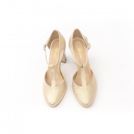 Decupat elegant dama 1041 auriu5