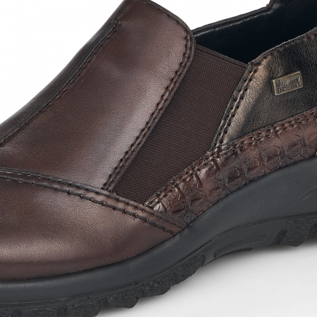 Pantofi dama casual, piele naturala, L7178-25 [5]