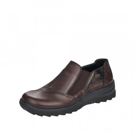 Pantofi dama casual, piele naturala, L7178-25 [0]