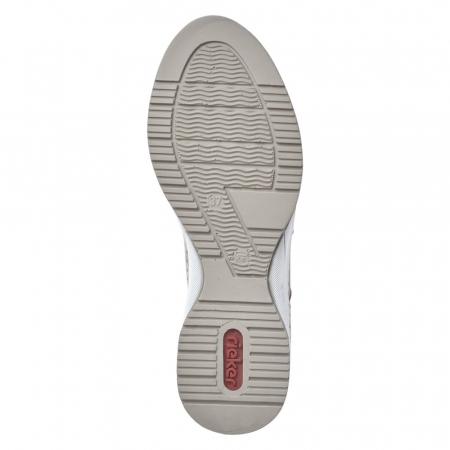 Pantofi dama casual din piele ecologica N4327-805