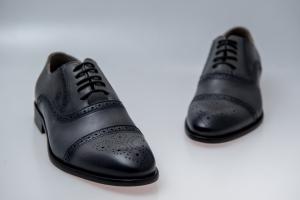 Pantof barbat  Nevalis 856 gri3
