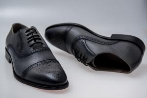 Pantof barbat  Nevalis 856 gri2