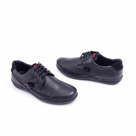 Pantof barbat Otter 217 negru3