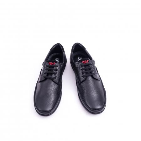 Pantof barbat Otter 217 negru5