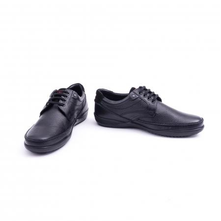Pantof barbat Otter 217 negru4