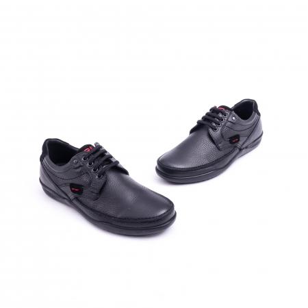 Pantof barbat Otter 217 negru1