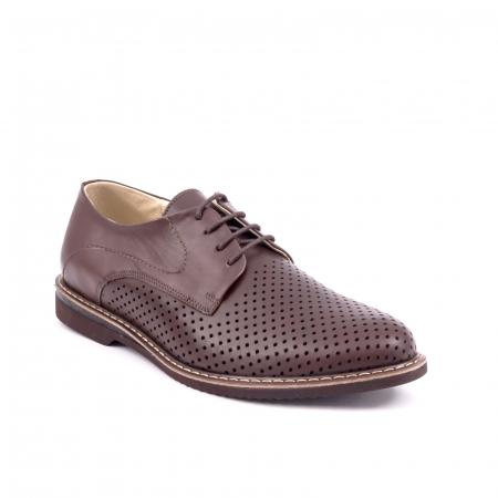 Pantofi casual barbati 181591 maro0
