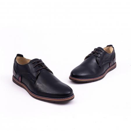 Pantof casual 191523 bleumarin1