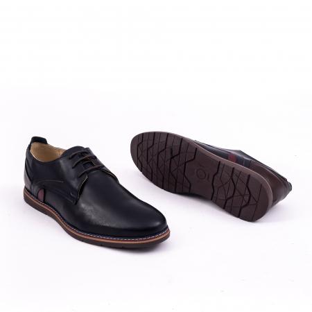 Pantof casual 191523 bleumarin2