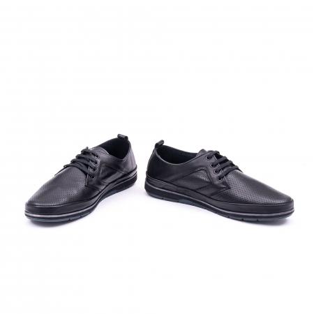 Pantof casual 191538 negru4