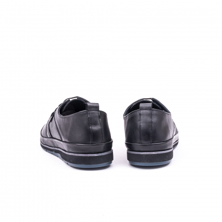 Pantof casual 191538 negru6