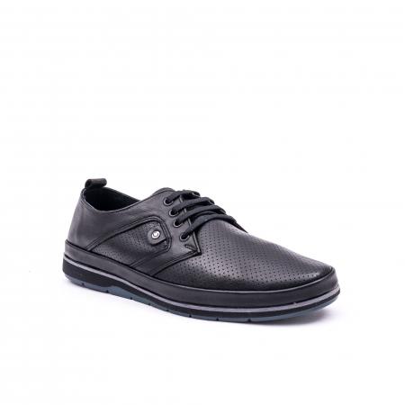 Pantof casual 191538 negru0