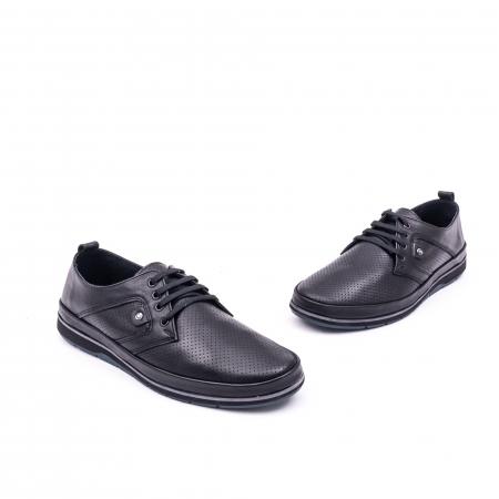 Pantof casual 191538 negru1