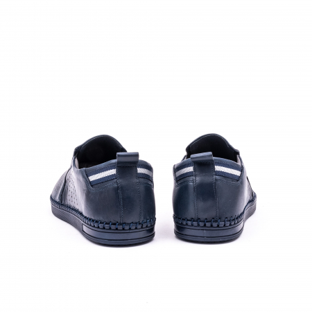 Pantofi barbati casual piele naturala Catali 191543, jeans6