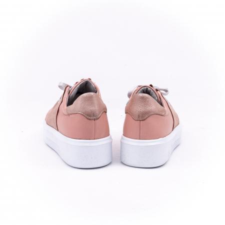 Pantof casual Catali 191654 pudra6
